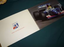 ARROWS GRAND PRIX INTERNATIONAL Brochure  1994 F1 16 pages illustrated